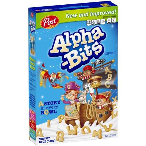 Alpha Bits  510g