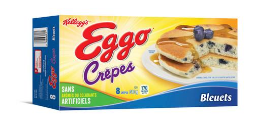 Blueberry Pancakes - Kellogg's 8/pk