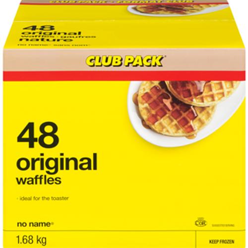Waffles Original - NN 48/pk