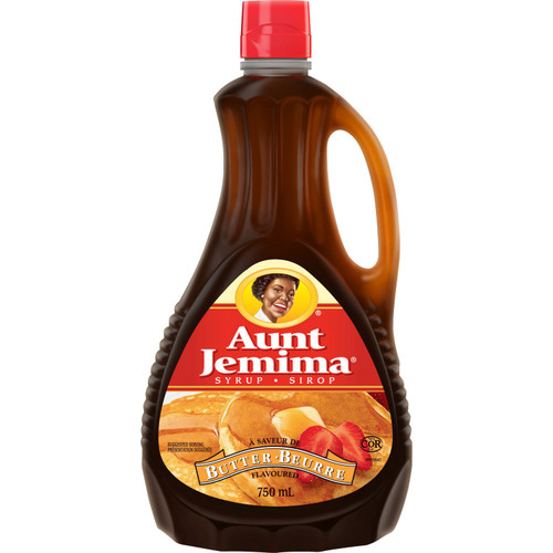 Aunt Jemima Butter Flavour Syrup 750mL