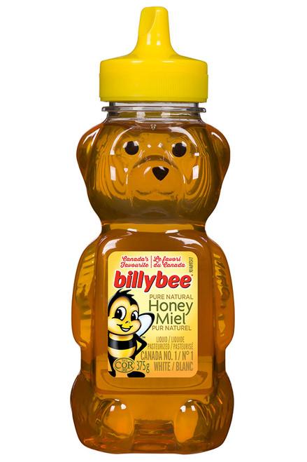 Billy Bee Liquid Honey Bear 375g
