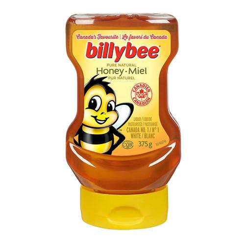 Billy Bee Liquid Honey Upside Down 375g