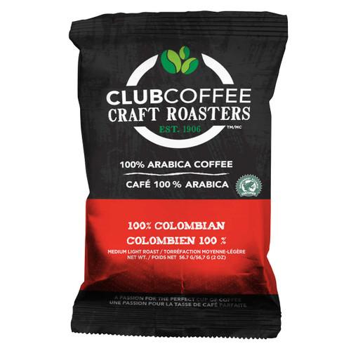 Club House 100% Colombian Coffee  42x56,7g