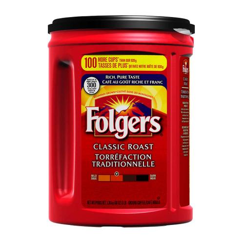 Folgers Classic Roast 1.36kg