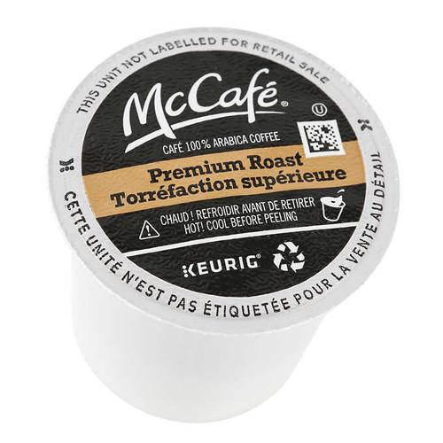 Mccafe Premium Roast  72 Pods