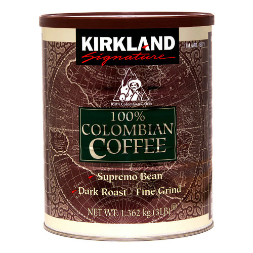 Signature 100% Colombian Coffee 1.36kg