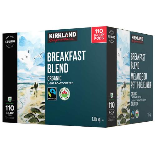 Signature Breakfast Blend K-Cups 110 Pods
