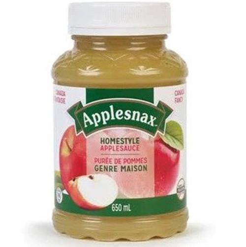 Apple Sauce Sweet (Plastic Jar) 650mL