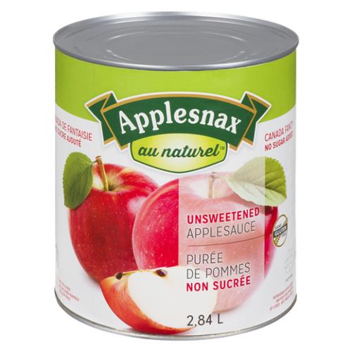 Apple Sauce Unsweetend 100oz