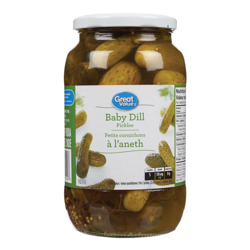 Baby Dill Pickles 1L