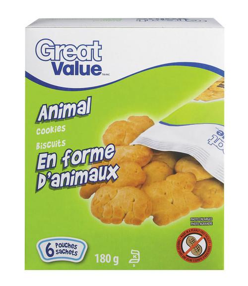 Animal Cookies 180g