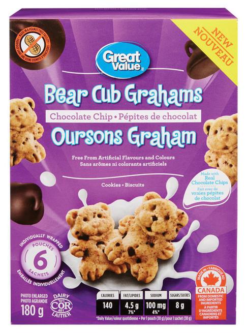 Bear Club Graham Chocolate  180g