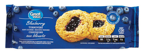 Blueberry Soft Baked 300g
