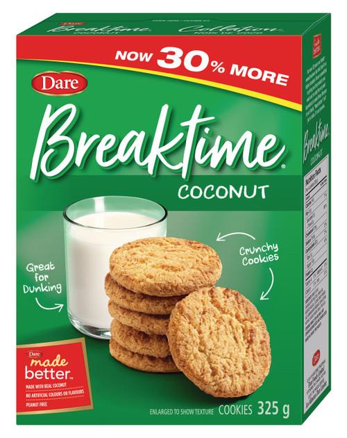 Breaktime Coconut Cookies 325g