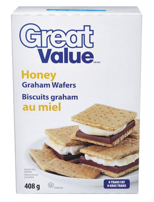Honey Graham Wafer 408g