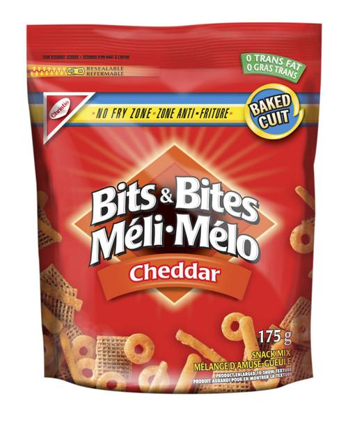 Bits & Bites Cheddar Snack Mix 175g