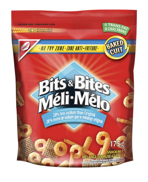 Bits & Bites Snacks Light Tasting 175g