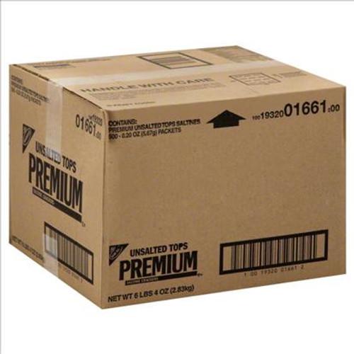 Christie Premium Plus Crackers Unsalted 500x2's