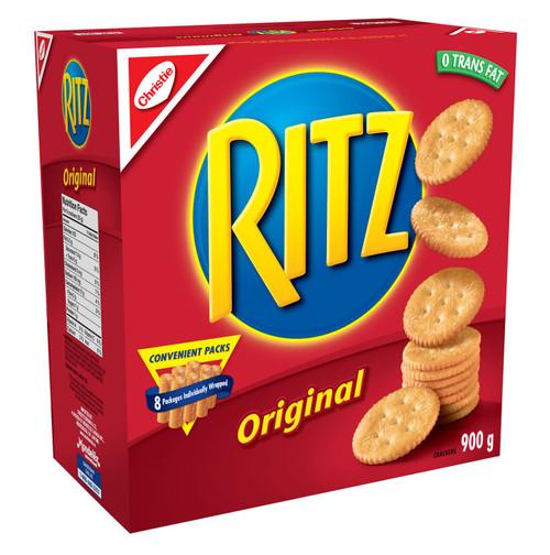 Ritz Club Pack Original Crackers 900g