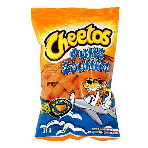 Cheetos Puffs Cheese Flavoured Snacks 40x37g