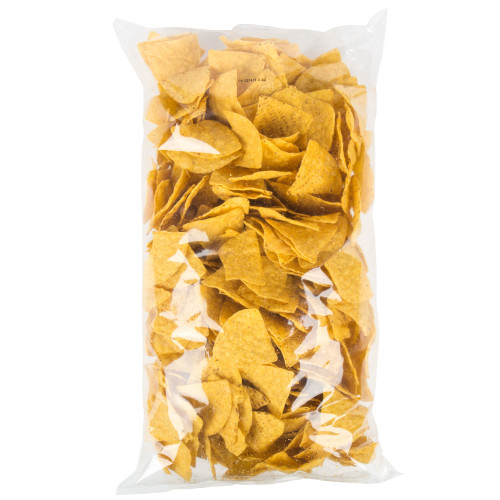 El Milagro Nachos Yellow 6 Cut 1.5lb