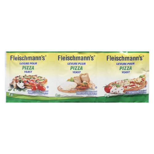 Fleischmanns Yeast Pizza Crust 3x8g