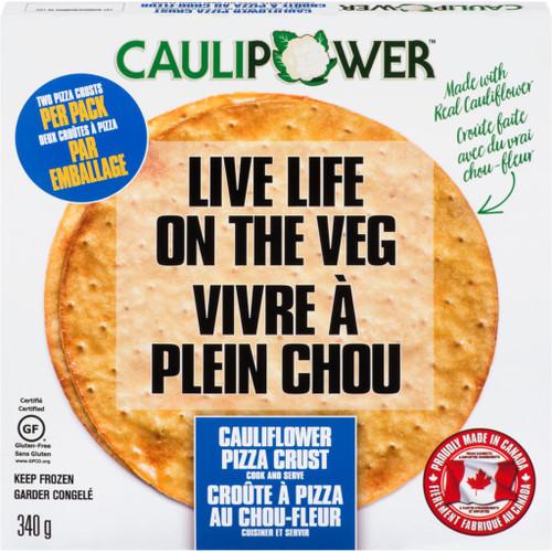 Gluten-Free CAULIPOWER Cauliflower Pizza Crust 340g