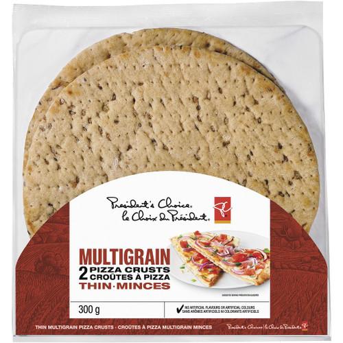 PC Multigrain Thin Pizza Crust Round 300g