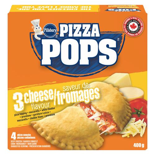 Pillsbury Pizza Pops Three Cheese 4's