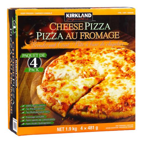 Signature Frozen Cheese Pizza  4's