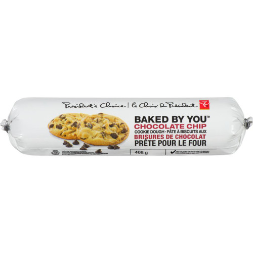 Baked By You Cookies Dough Chocolate 468g