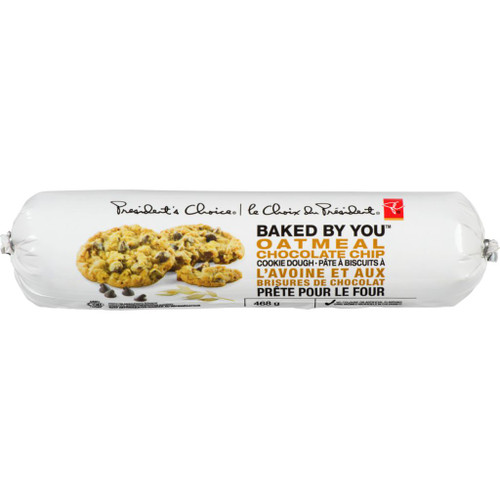 Baked By You Cookies Dough Oatmeal 468g