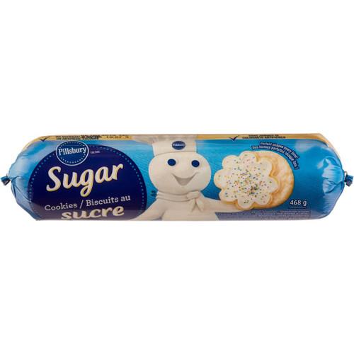 Pillsbury Cookies Dough Sugar 468g