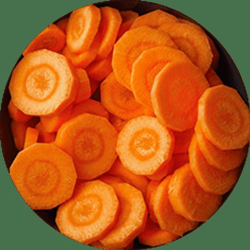 Carrot Sliced 2kg