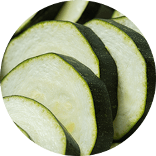 Zucchini QT Crinkle Cut 2kg