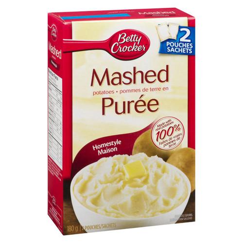 Betty Crocker Homestyle Mashed Potato 180g