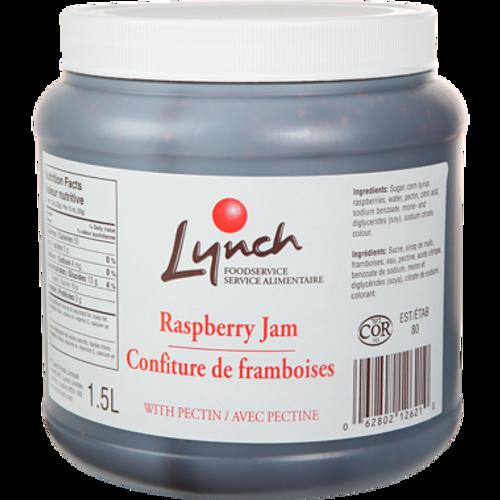 Lynch Raspberry Jam 1.5L