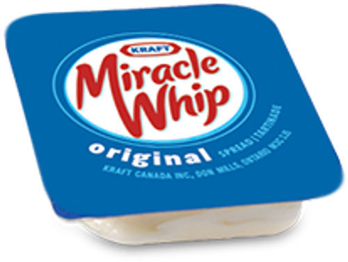 Miracle Whip  200x18mL