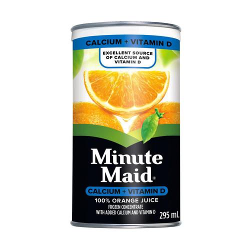 Minute Maid Calcium & Vitamin D Orange 295mL