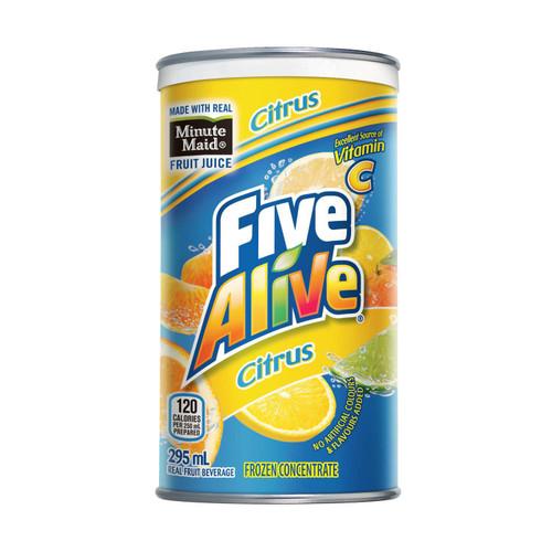 Minute Maid Five Alive Citrus Fruit 295mL