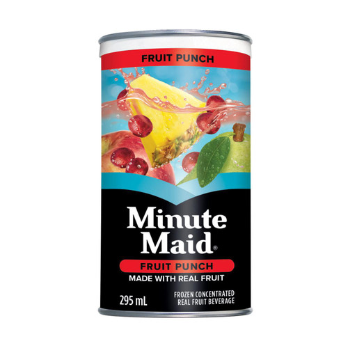 Minute Maid Fruit Punch 295mL