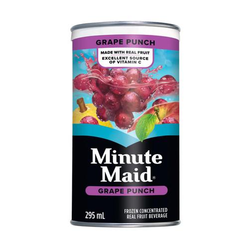 Minute Maid Grape Punch 295mL
