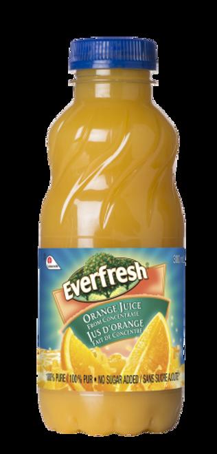 Fairlee Orange Juice 24x330mL