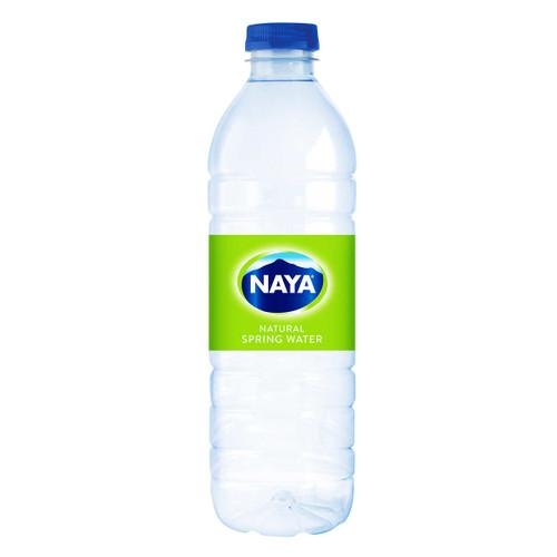 Naya Natural Spring Water 24x600mL