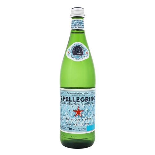 San Pellegrino Carbonated Water 12x750mL