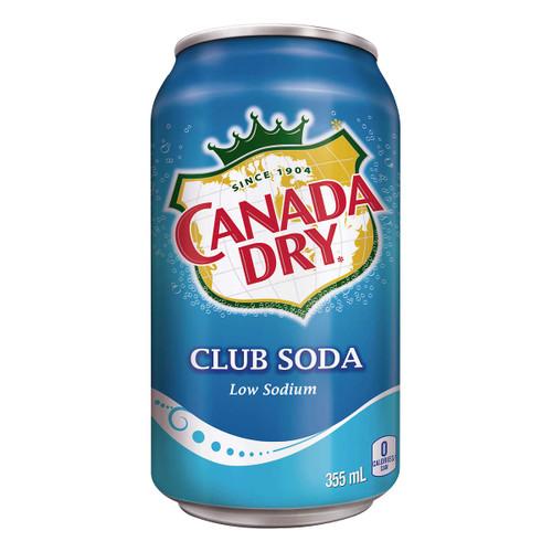Club Soda 12x355mL