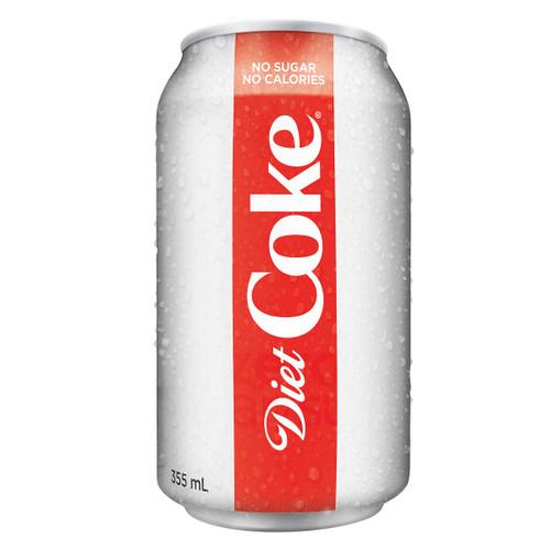 Diet Coke 24x355mL