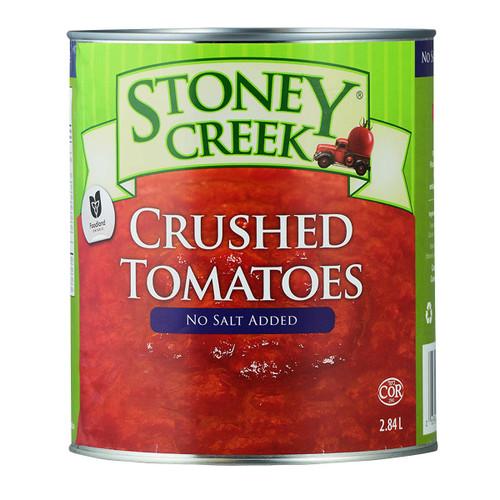 Crushed Tomatoes 100oz