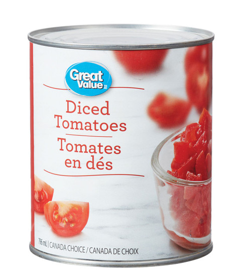 Diced Tomatoes 796mL