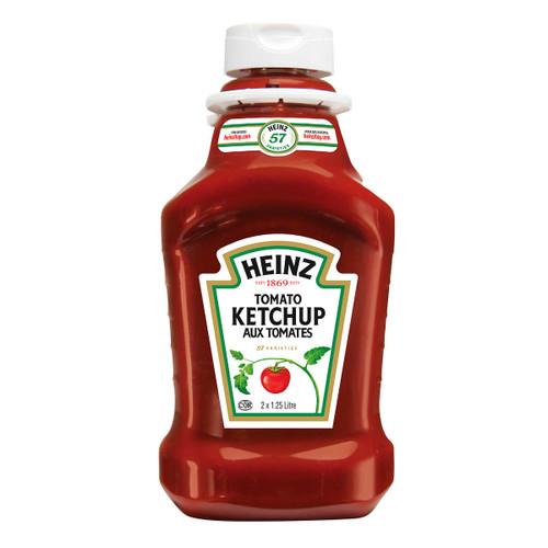 Heinz Ketchup 2x1.25L